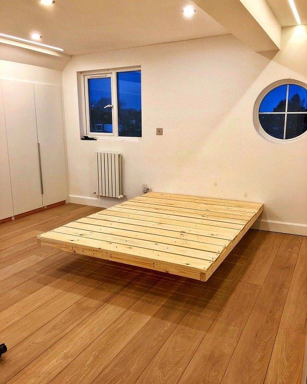 Floating Beds Look Great In Any Bedroom. Hopefully, This List Has Given You  Some Ideas And Inspiration For Your Floating Bed. They Are Easy To Make Or  You ...