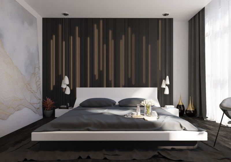 99 Accent Wall Ideas Stylish Budget Friendly And Diy