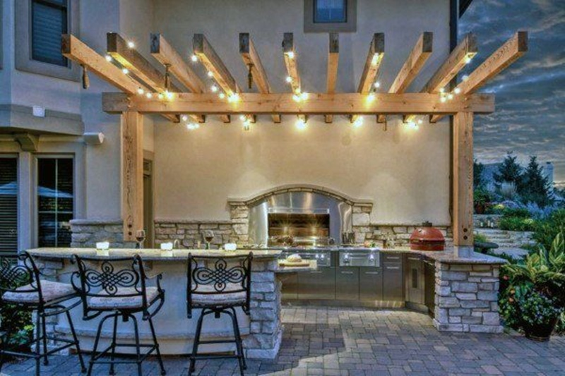 105 Outdoor Kitchen Ideas to Get You Cooking