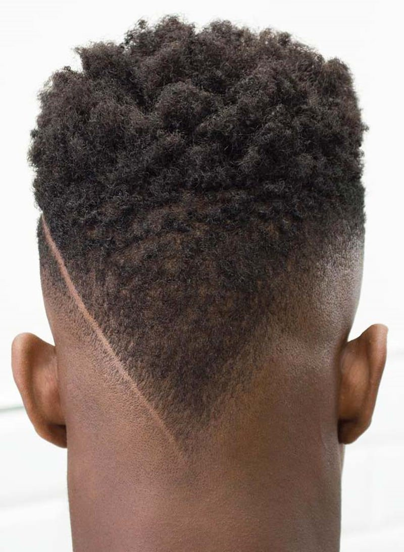 125 Best Trendy And Cool Black Men S Hairstyle Choices