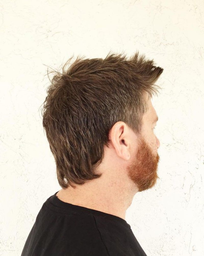 114 Mesmerizing And Cool Mullet Hairstyles
