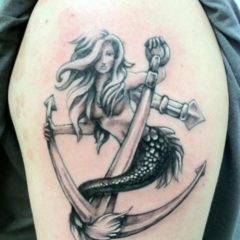 mermaid-tattoos