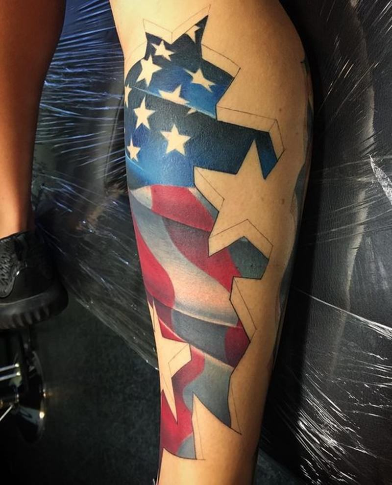140 Patriotic Tattoos That Embrace Your Loyalty